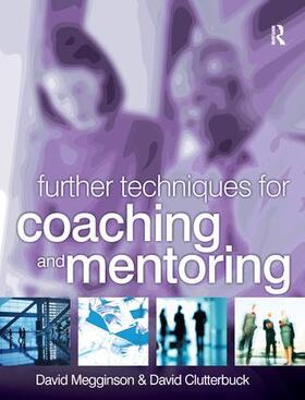 Megginson | Further Techniques for Coaching and Mentoring | Buch | sack.de