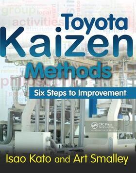 Kato   Toyota Kaizen Methods   Buch   sack.de
