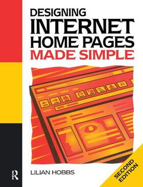 Hobbs | Designing Internet Home Pages Made Simple | Buch | sack.de