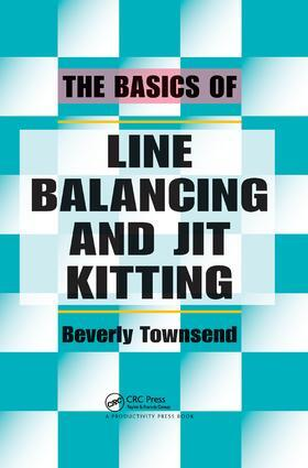 Townsend | The Basics of Line Balancing and JIT Kitting | Buch | sack.de