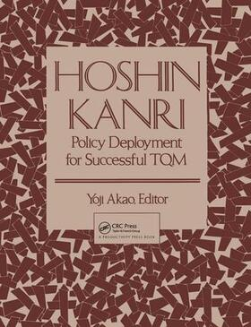 Akao   Hoshin Kanri   Buch   sack.de