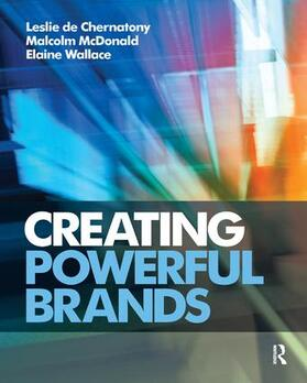 de Chernatony | Creating Powerful Brands | Buch | sack.de