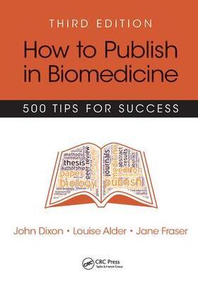 Dixon | How to Publish in Biomedicine | Buch | sack.de