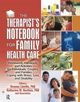 Linville | The Therapist's Notebook for Family Health Care | Buch | sack.de