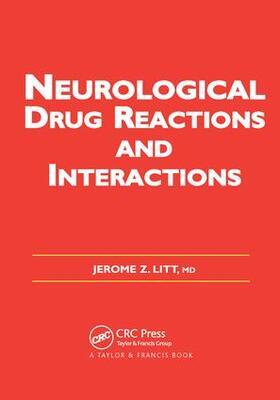 Litt | Neurological Drug Reactions and Interactions | Buch | sack.de