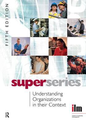 Institute of Leadership   Understanding Organisations in their Context   Buch   sack.de