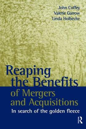 Coffey | Reaping the Benefits of Mergers and Acquisitions | Buch | sack.de
