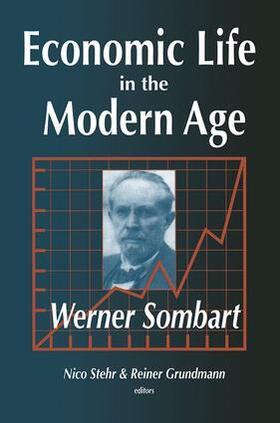 Sombart | Economic Life in the Modern Age | Buch | sack.de