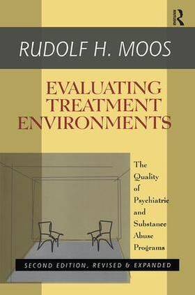 Moos   Evaluating Treatment Environments   Buch   sack.de