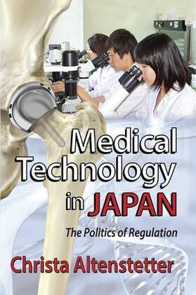 Altenstetter   Medical Technology in Japan   Buch   sack.de