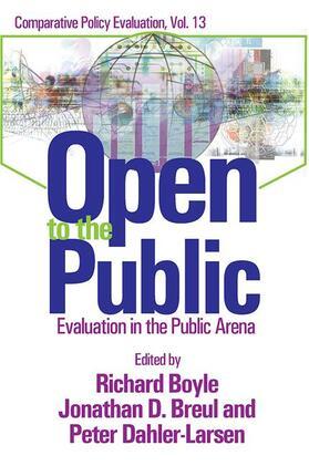Breul | Open to the Public | Buch | sack.de