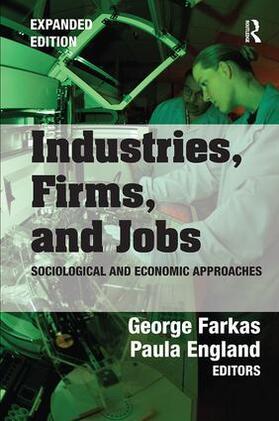 Farkas | Industries, Firms, and Jobs | Buch | sack.de