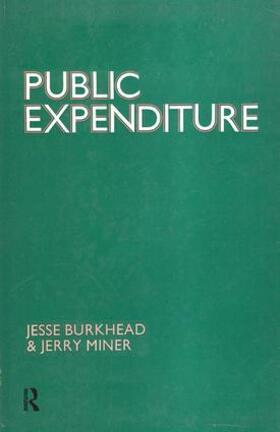 Stevens / Miner | Public Expenditure | Buch | sack.de