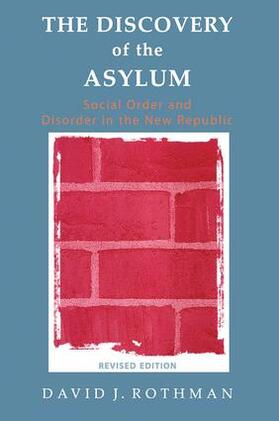 Rist | The Discovery of the Asylum | Buch | sack.de