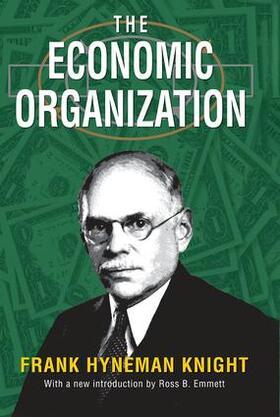 Heider / Knight   The Economic Organization   Buch   sack.de