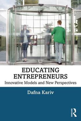 Kariv | Educating Entrepreneurs | Buch | sack.de