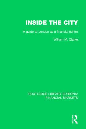 Clarke | Inside the City | Buch | sack.de