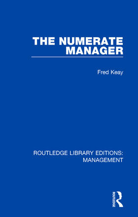 Keay   The Numerate Manager   Buch   sack.de