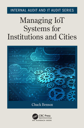 Benson | Managing IoT Systems for Institutions and Cities | Buch | sack.de