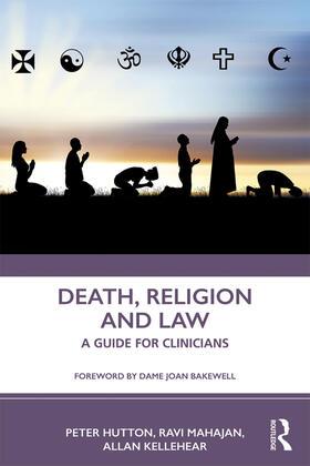 Hutton / Mahajan / Kellehear | Death, Religion and Law | Buch | sack.de
