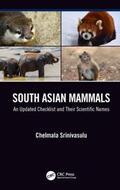 Srinivasulu |  South Asian Mammals | Buch |  Sack Fachmedien