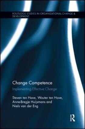 ten Have / ten Have / Huijsmans | Change Competence | Buch | sack.de