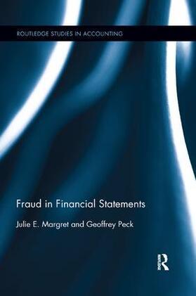 Margret / Peck | Fraud in Financial Statements | Buch | sack.de