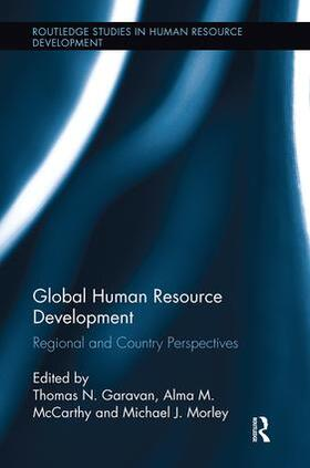 Garavan / McCarthy / Morley | Global Human Resource Development | Buch | sack.de