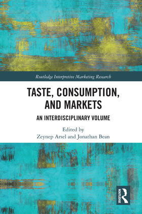 Arsel / Bean | Taste, Consumption and Markets | Buch | sack.de