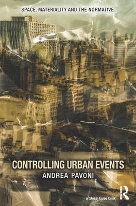 Pavoni | Controlling Urban Events | Buch | sack.de