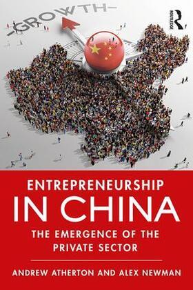 Atherton / Newman | Entrepreneurship in China | Buch | sack.de