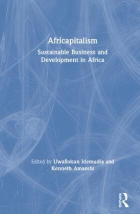 Idemudia / Amaeshi | Africapitalism | Buch | sack.de