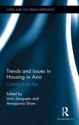 Sengupta / Shaw | Trends and Issues in Housing in Asia | Buch | sack.de