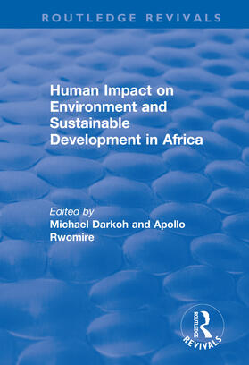 Darkoh / Rwomire   Human Impact on Environment and Sustainable Development in Africa   Buch   sack.de