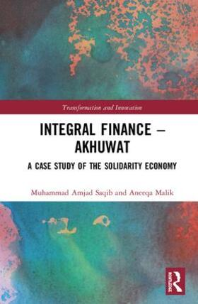 Malik / Saqib | Integral Finance – Akhuwat | Buch | sack.de