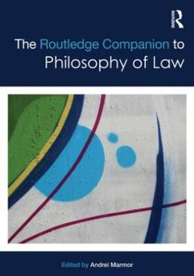 Marmor | The Routledge Companion to Philosophy of Law | Buch | sack.de