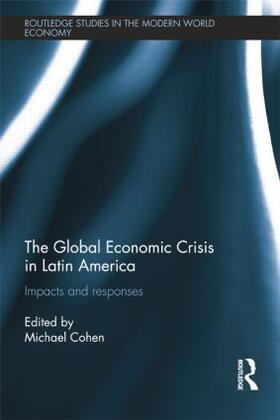 Cohen | The Global Economic Crisis in Latin America | Buch | sack.de