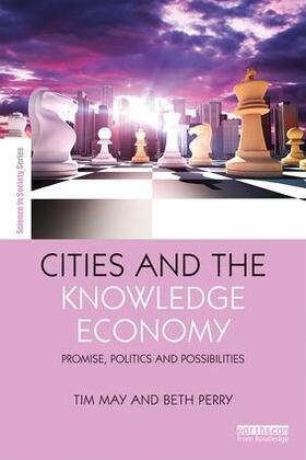 May / Perry | Cities and the Knowledge Economy | Buch | sack.de
