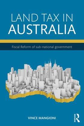 Mangioni | Land Tax in Australia | Buch | sack.de