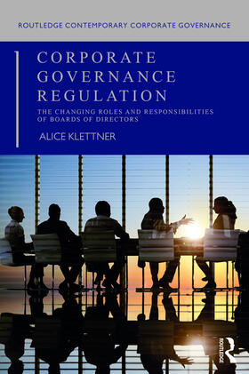 Klettner | Corporate Governance Regulation | Buch | sack.de
