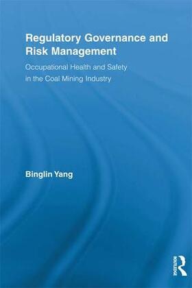 Yang   Regulatory Governance and Risk Management   Buch   sack.de