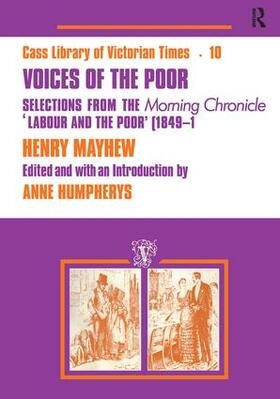 Mayhew / Humphreys | Voices of the Poor | Buch | sack.de