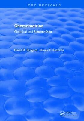 Burgard   Chemometrics   Buch   sack.de