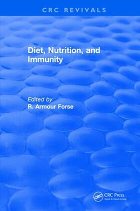 Forse   Diet Nutrition and Immunity   Buch   sack.de