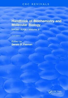Fasman | Handbook of Biochemistry | Buch | sack.de