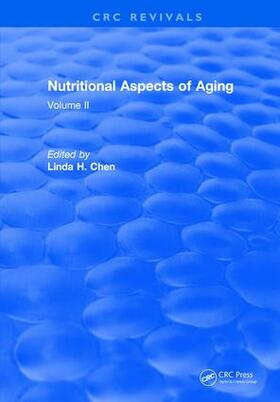 Chen | Nutritional Aspects Of Aging | Buch | sack.de