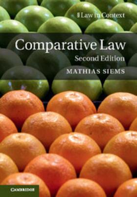 Siems | Comparative Law | Buch | sack.de