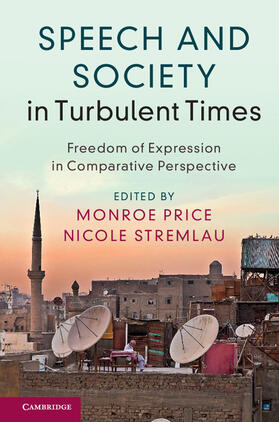 Price / Stremlau | Speech and Society in Turbulent Times | Buch | sack.de