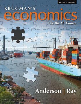 Anderson / Ray | Krugman's Economics for the Ap(r) Course | Buch | sack.de