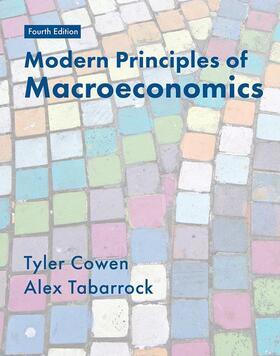 Cowen / Tabarrok | Modern Principles of Macroeconomics | Buch | sack.de